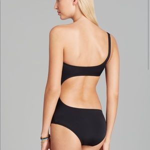 c1c9c2d9a050b Dkny Swim | One Shoulder Cut Out Suit | Poshmark